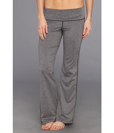 Pantaloni New Balance - All Over Heather Pant - Black 2