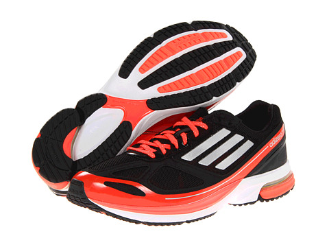 "Adidasi Adidas Running - adiZeroâ""¢ Boston 4 M - Black/Metallic Silver/Infrared"