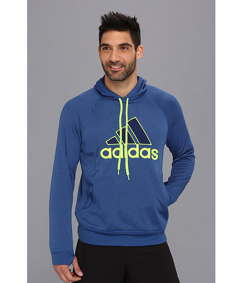 Bluze adidas - Ultimate Hoodie - Graphic - Blue Beauty/Electricity