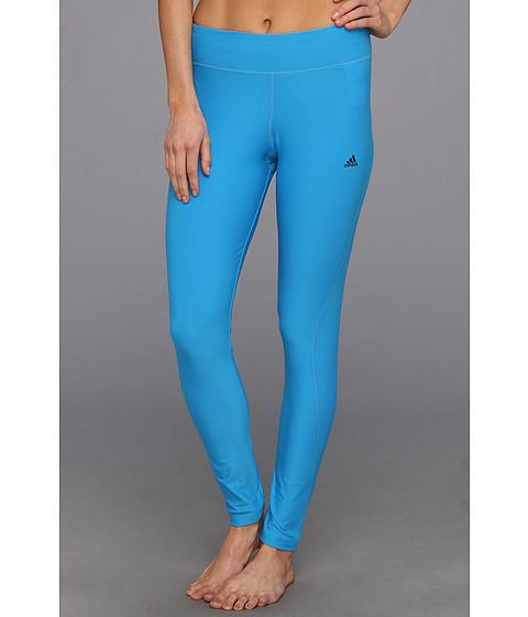 Pantaloni adidas - Ultimate Long Tight - Solar Blue