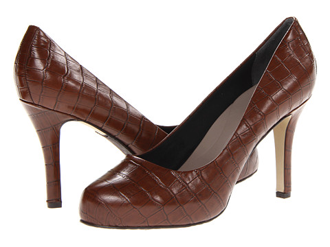 Pantofi Rockport - Seven to 7 High Plain Pump - Brit Tan