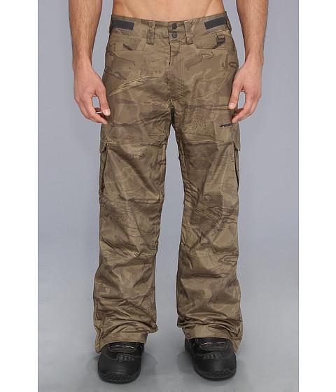 Pantaloni Under Armour - UA ColdGearÃ'® Infrared Snocone Pant - Deer Hide/Print