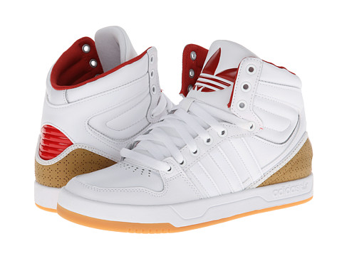 Adidasi Adidas Originals - Court Attitude - White/Red