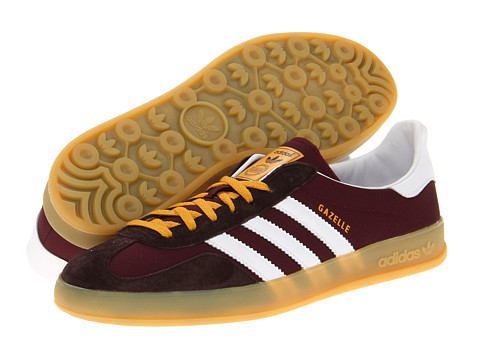 Adidasi Adidas Originals - Gazelle Indoor - Light Maroon/White/Night Burgandy