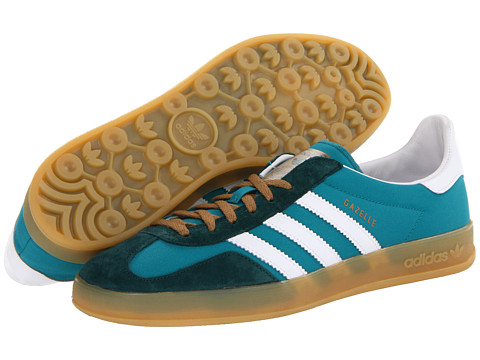 Adidasi Adidas Originals - Gazelle Indoor - St Deep Lake/White/St Forest Glade