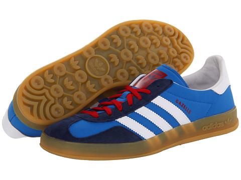 Poza Adidasi Adidas Originals - Gazelle Indoor - Bluebird/White/St Dark Slate