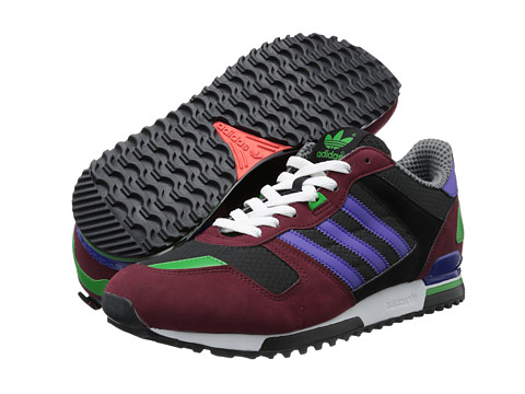 Adidasi Adidas Originals - ZXZ 700 - Black/Blast Purple/Light Maroon