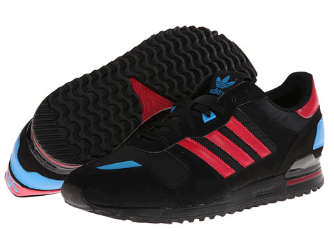 Adidasi Adidas Originals - ZXZ 700 - Black/Red Beauty/Solar Blue