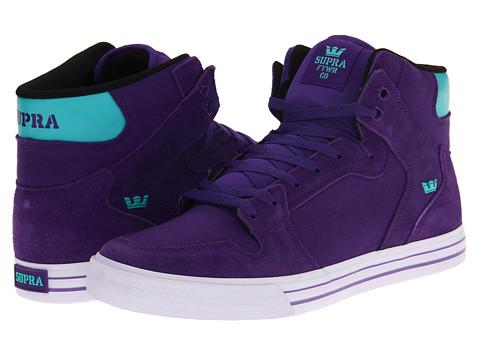 Adidasi Supra - Vaider - Purple/Teal