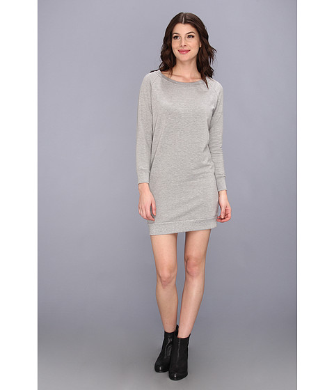 Bluze Culture Phit - Celena Sweatshirt Tunic - Heather Grey