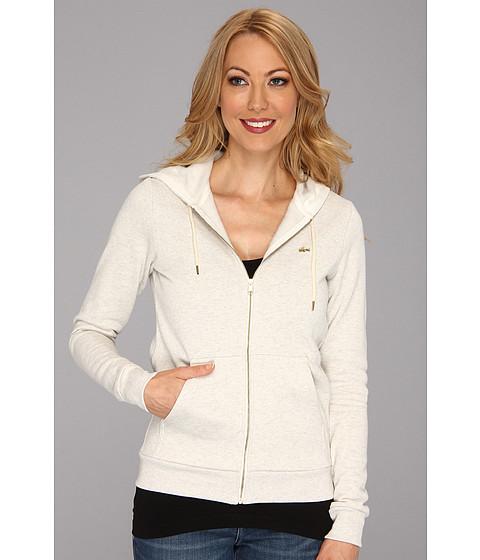 Bluze Lacoste - L!VE L/S Hooded Sweatshirt - Pigeon Grey