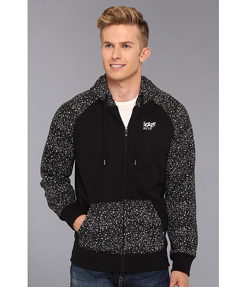 Bluze ECKO - Speckle Full Zip - Black