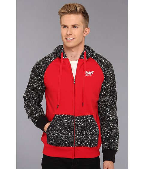Bluze ECKO - Speckle Full Zip - True Ecko Red