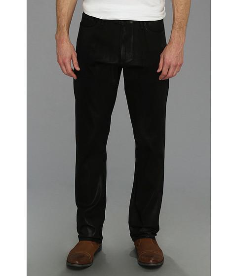 Blugi Elie Tahari - Duncan Slim Jean in Coated Black JN226203 - Black