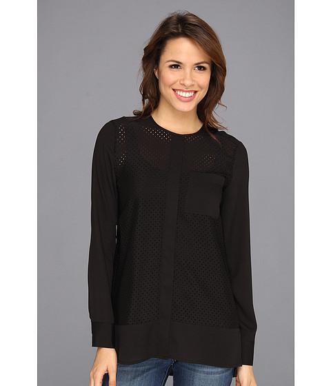 Bluze Calvin Klein - Perferated Tunic M3KA9560 - Black