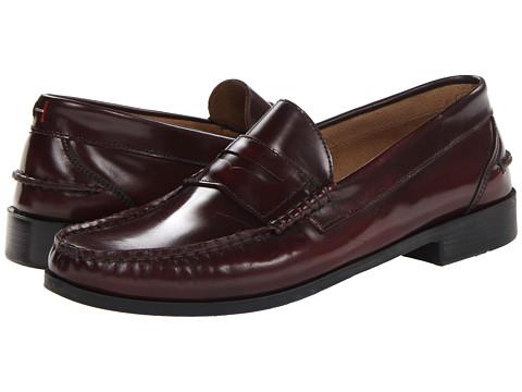 Pantofi Tommy Hilfiger - Brentwood - Bordeaux