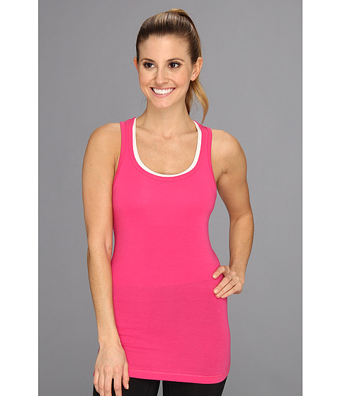 Bluze Lole - Pinnacle Scooped Neckline Tank Top - Guava