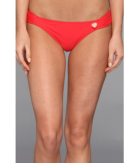 Costume de baie Body Glove - Smoothies Bali Side Ruched Bottom - Scarlet Red