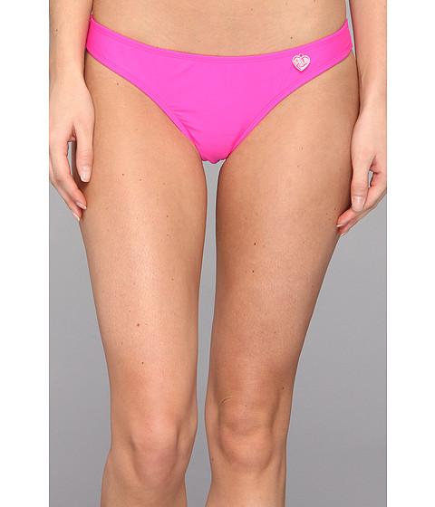 Costume de baie Body Glove - Smoothies Basic Bikini Bottom - Hot Pink