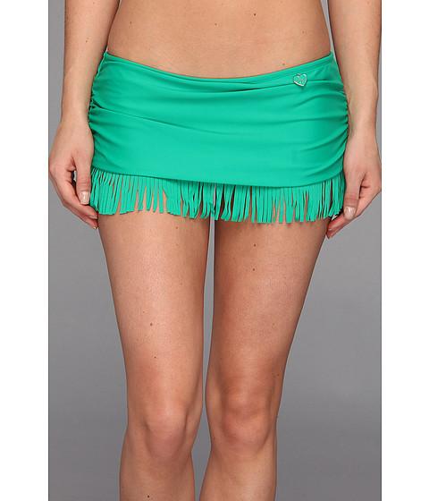 Costume de baie Body Glove - Smoothies Hula Surfrider Skirted Bottom - Emerald