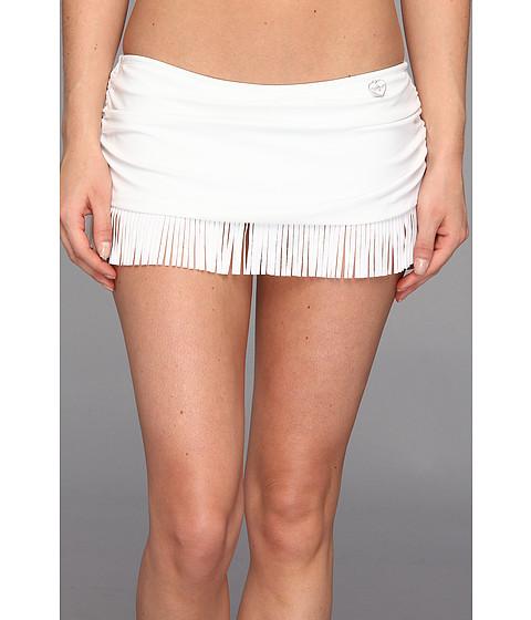 Costume de baie Body Glove - Smoothies Hula Surfrider Skirted Bottom - White
