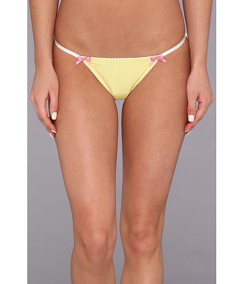 Lenjerie Betsey Johnson - Pretty Pin-Up Microfiber Bikini 721513 - Light