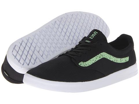 Adidasi Vans - ISO - (Speckle) Black/Green/White
