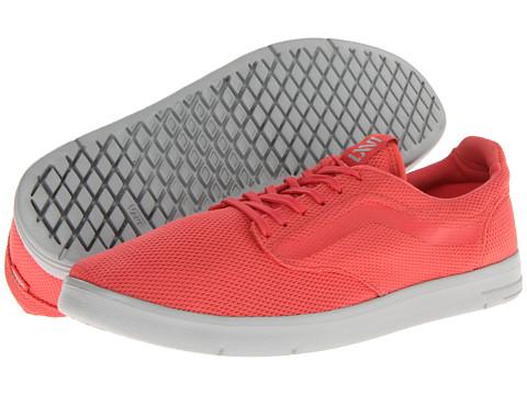 Adidasi Vans - ISO - Red/Light Grey