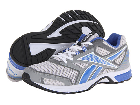 Adidasi Reebok - Southrange Run L - Flat Grey/Steel/White/Vital Blue/Black/Foggy Grey