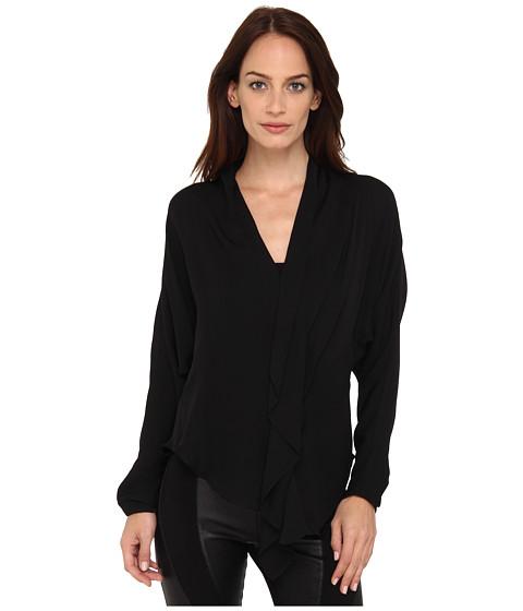 Bluze Rachel Roy - Ruffle Blouse - Black