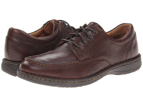 Pantofi Born - Capshaw - Cinnamon (Brown) Full Grain Leather