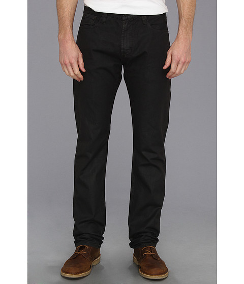 Blugi Big Star - Division Straight Twill in Coated Black - Coated Black