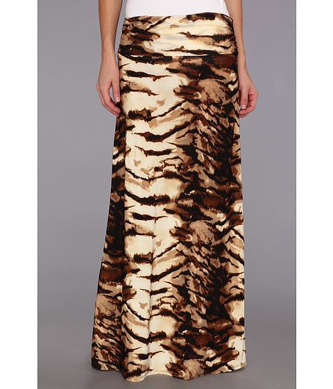 Fuste Type Z - Lilia Maxi Skirt - Brown