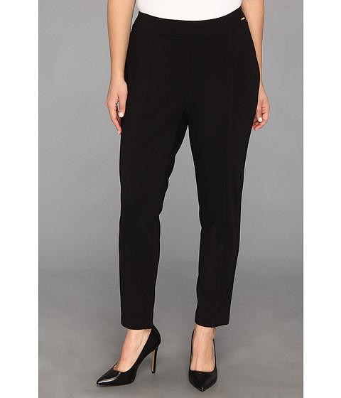 Pantaloni Calvin Klein - Plus Size Skinny Pant W3WKX211 - Black