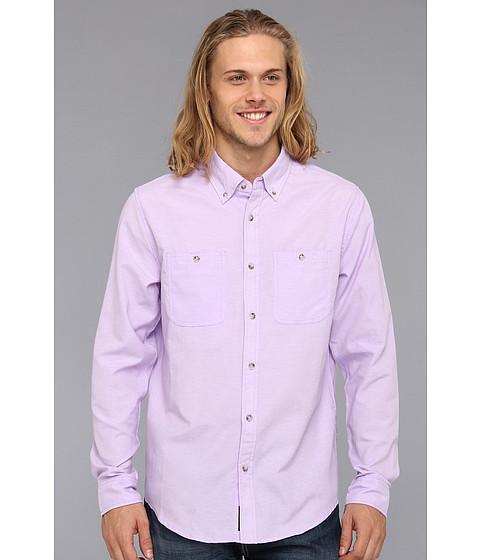 Camasi ECKO - Oxford L/S Woven - Purple
