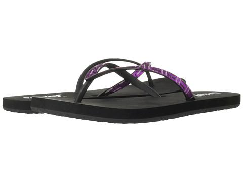 Sandale Reef - Stargazer Luxe - Black/Purple/Silver