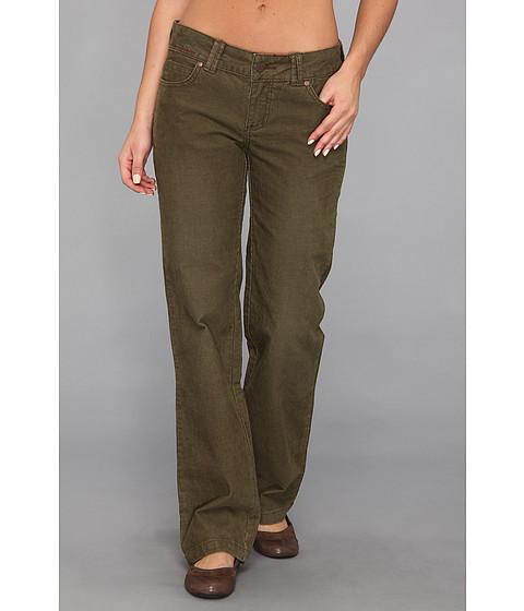 Pantaloni Prana - Canyon Cord Pant - Cargo Green