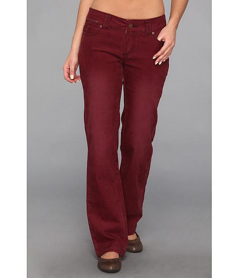 Pantaloni Prana - Canyon Cord Pant - Pomegranate