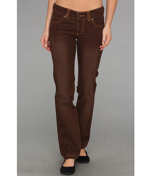 Pantaloni Prana - Canyon Cord Pant - Espresso