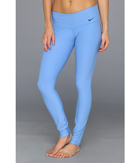Pantaloni Nike - Legend 2.0 Tight Low Rise Pant - Distance Blue/Black