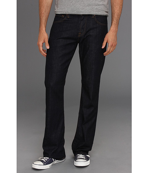 Blugi 7 For All Mankind - Brett Modern Bootcut in Dark and Clean - Dark and Clean