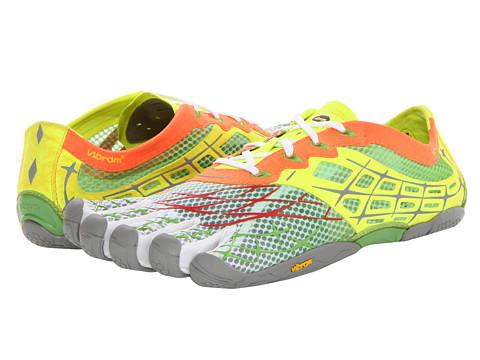 Adidasi Vibram FiveFingers - SeeYa LS - Green/Yellow/Orange