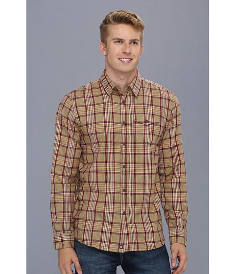 Camasi Element - Lumber L/S Woven - Khaki