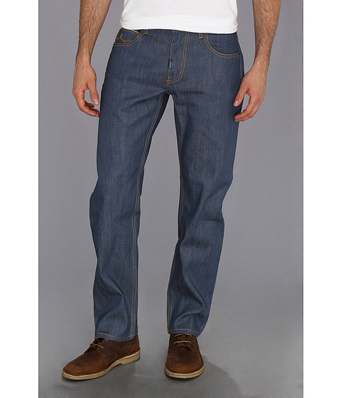 Blugi L-R-G - The Natural True Straight Jean - Nautical Blue