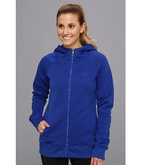 Bluze Under Armour - ArmourÃ'® Fleece Storm Full-Zip Hoodie - Blu-Away/Blu-Away