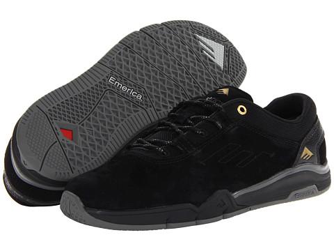 Adidasi Emerica - The Brandon Westgate - Black/Dark Grey