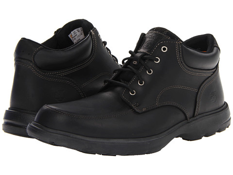 Pantofi Timberland - EarthkeepersÃ'® Richmont Moc Toe Chukka - Black Smooth
