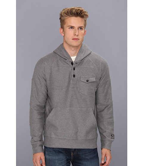 Bluze ECKO - Open Minded Hoodie - Charcoal Heather