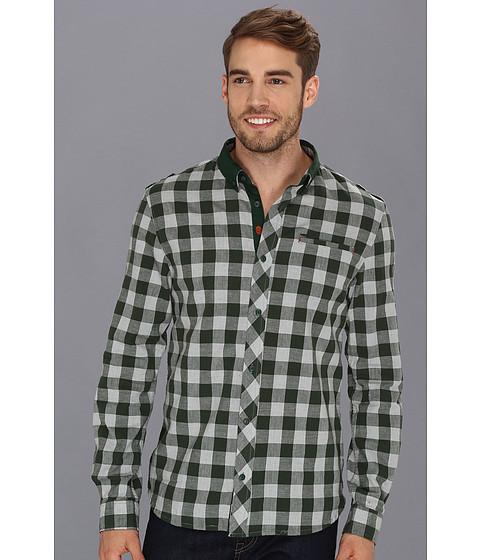 Camasi Buffalo David Bitton - Sagax Shirt - Cedar Combo