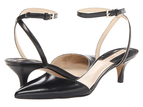 Pantofi Nine West - Presage - Black Leather